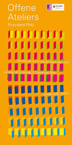 Offene Ateliers 2020– Berufsverband Bildender Künstler Rheinland-Pfalz – Offene  Ateliers 2020 – Information – Kunstportal-Pfalz