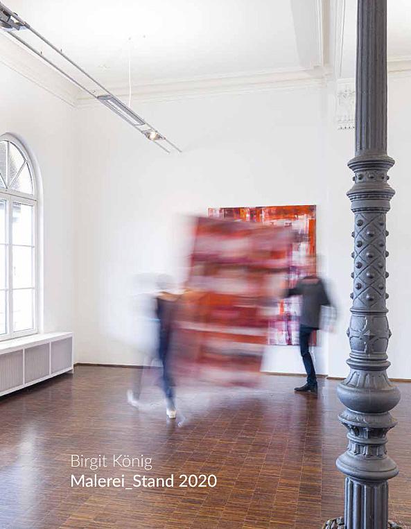 Birgit König - Malerei_Stand 2020
