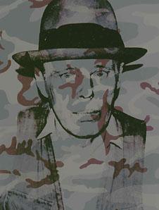 "Andy Warhol: ""Bildnis Joseph Beuys"""