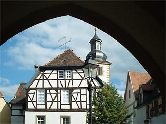 Kahnweilerhaus - Außenansicht