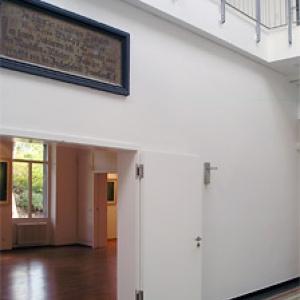 Kunsthaus Frankenthal - Innenansicht