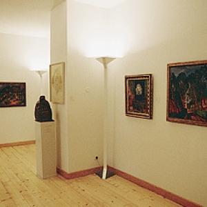 Purrmann-Haus Speyer - Innenansicht