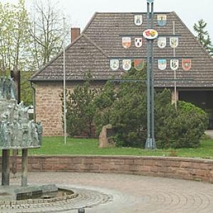 Römerberg, Zehnthaus