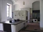 Küche der Villa Ludwigshöhe