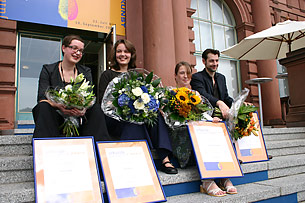 Saar Ferngas Förderpreis Junge Kunst - Die Preisträger 2006