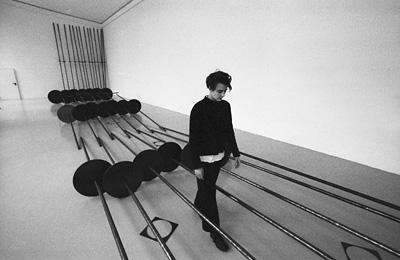 Stefan Forler - Performance von Eva Yvonne Forler