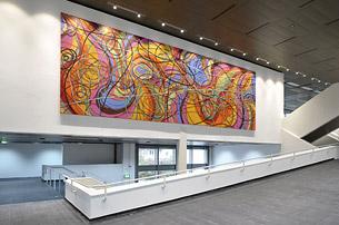 Wilhelm-Hack-Museum - Anton Henning - Interieur No.135 (2002)