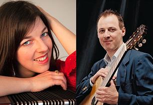 Bettina Hartl und Christian Kiefer