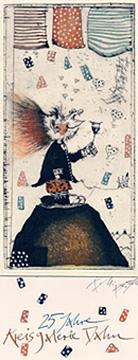 25 Jahre Kreisgalerie Dahn - Motiv von Xaver Mayer