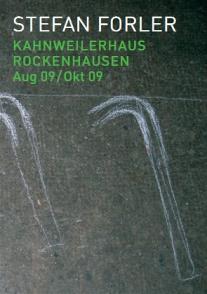 Stefan Forler Kahnweilerhaus Rockenhausen