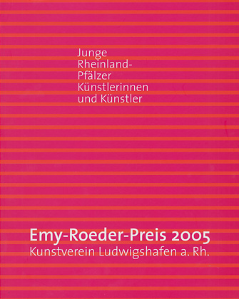 Emy-Roeder-Preis 2005