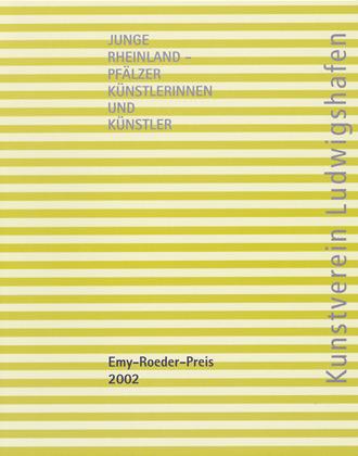 Emy-Roeder-Preis 2002