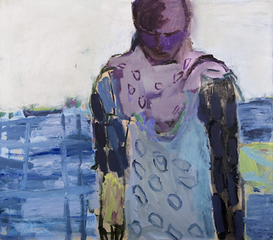 Irmgard Weber - Dahinter das Meer