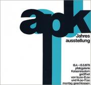 apk Jahresausstellung 1978
