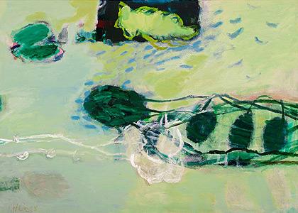 Irmgard Weber - Sumpfblüten