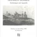 Heinich Bürkel - Zeichnungen und Aquarelle