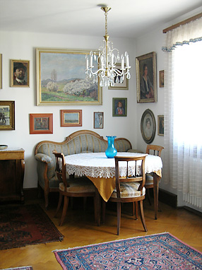 Strieffler Haus - Salon