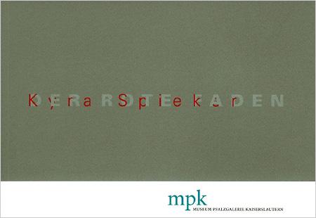 Kyra Spieker - Der rote Faden