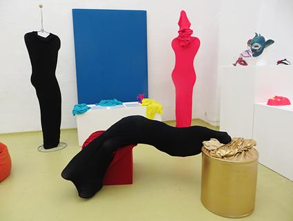 Tine Duffing - Cocooning Arts - Interaktive Installation