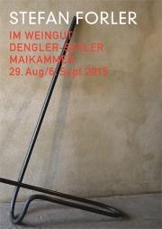 Stefan Forler im Weingut Dengler-Seyler, Maikammer