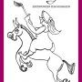 Der Musengaul - Ausmalbuch für Erwachsene