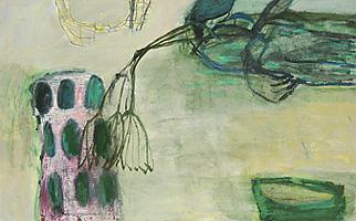Irmgard Weber - Sumpfblüte