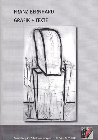 Franz Bernhard - Grafik und Texte
